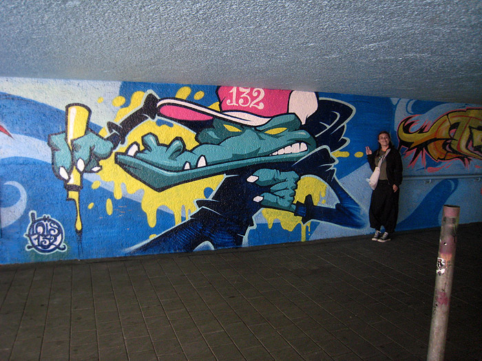 - Brussel/De Wand 2008